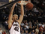 Josh Heytvelt has had many ups and downs in his five years at Gonzaga (Photo: The Spokesman-Review)