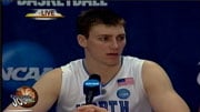 Tyler Hansbrough scored a game-high 24 points in the Tar Heels win over the Zags.