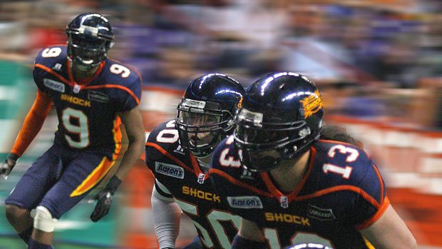 (Brandon Hansen / Spokane Shock)