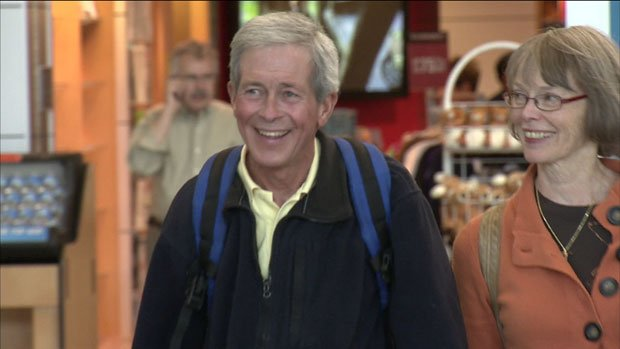 Dawes Eddy, 66, returned home to Spokane after climbing Mt. Everest (Photo: SWX)