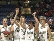 Chase Ramey is the only player in Washington history to appear in four state title games (Photo: SWX)