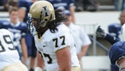 Mike Iupati, from Samoa, didn't begin playing football until he was 14-years-old (Photo: Univ. of Idaho Athletics)