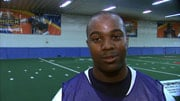 Shock DB Aaron Williams thinks the Pioneers are the best team he's faced this year (Photo: SWX)