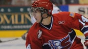 Mitch Wahl scored twice in the Chiefs' annual Red and White scrimmage (Photo: Spokane Chiefs)