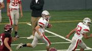 Ferris' Beau Bozett runs for a touchdown against North Central (Photo: SWX)