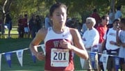 Lisa Egami will be the 21st Cougar woman to compete at the NCAA Cross Country Championships (Photo: File / WSU Athletics)