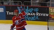 Jared Cowen went end to end and scored a backhanded goal to give the Chiefs a 2-0 lead over Prince George (Photo: SWX)