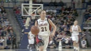 Courtney Vandersloot hit the 1,000 point mark in the Zags' game against Portland State (Photo: File / SWX)