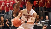 WSU's Klay Thompson ranks third in the country in scoring (Photo: WSU Athletics)