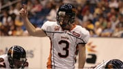 Kyle Rowley led the Shock to an ArenaCup championship in the team's inaugural year in the af2 (Spokane Shock)