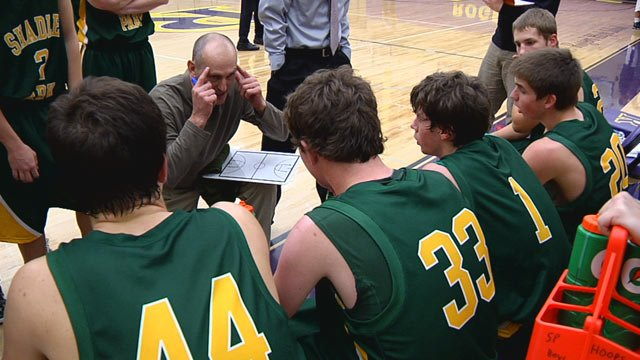 Shadle is focused on beating North Central in the Groovy Shoes game - just like they did last year (Photo: SWX)