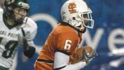 Eddie Thompson recorded 219 receptions and 23 touchdowns at Idaho State (Photo: ISU Athletics)