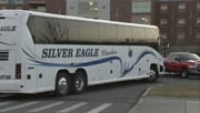The Zags left McCarthey Athletic Center early Wednesday morning bound for Buffalo (Photo: SWX)