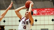 Nate Montgomery was chosen as the regional Player of the Year in Division III (Photo: Whitworth Athletics)