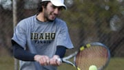 The Vandals fell 4-1 to No. 43 Hawaii on Saturday (Photo: Univ. of Idaho Athletics)