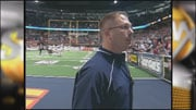 Shock coach matt Sauk was clearly upset following last week's loss to Cleveland (Photo: SWX)