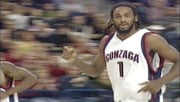 Former Zag Ronny Turiaf will be one of 48 student-athletes graduating from Gonzaga on Sunday (Photo: File / SWX)