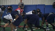 The Spokane Shock returned to practice Thursday knowing they have to be better at winning at home (Photo: SWX)