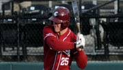 Derek Jones leads the Cougars this year with 11 home runs and 39 RBI (Photo: WSU Athletics)