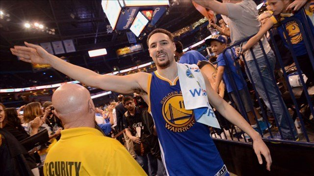 Shannon Sharpe: Steve Kerr should have kept Klay Thompson on the court