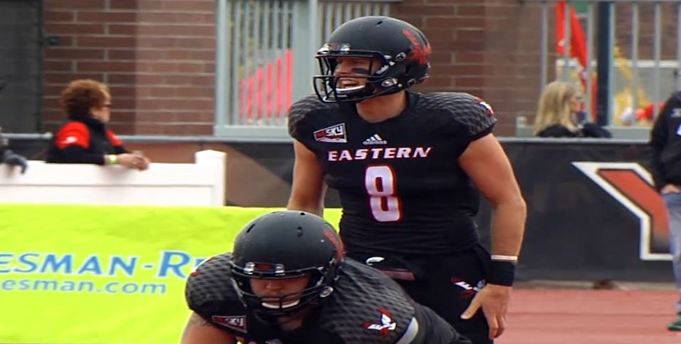 Gubrud Selected as FCS Player of the Year