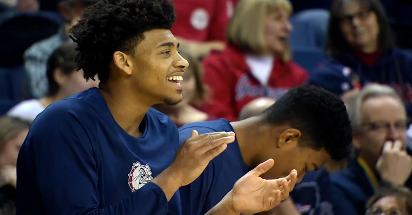 Gonzaga Now #4 in AP Top 25 Poll