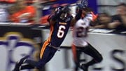 The Spokane Shock face Tampa Bay in Friday's Arena Bowl (Photo: SWX)