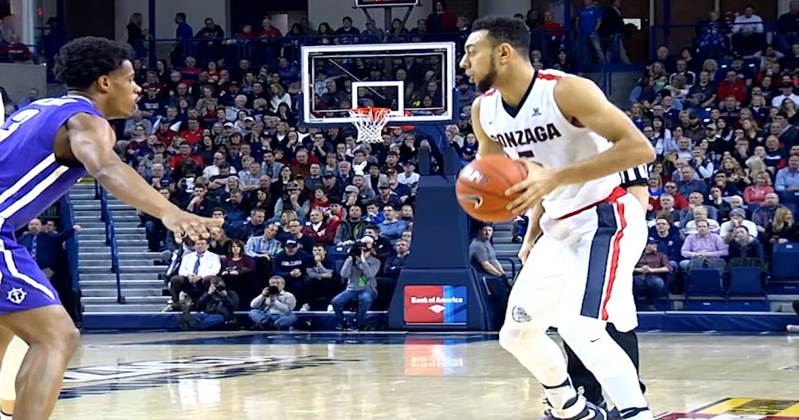 Williams-Goss is Named WCC Player of the Week