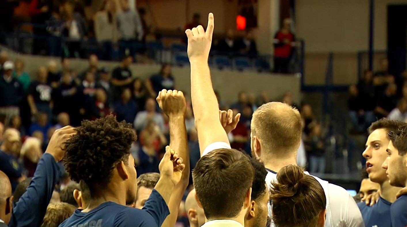 Gonzaga Remains #1 In AP Top 25 For Second Straight Week