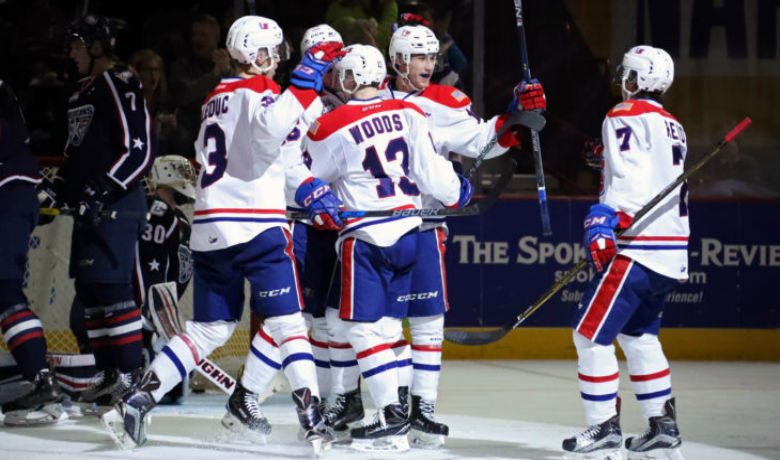 Photo: Spokane Chiefs/Larry Brunt