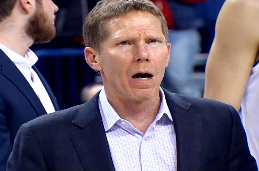 Mark Few Named Coach of the Year