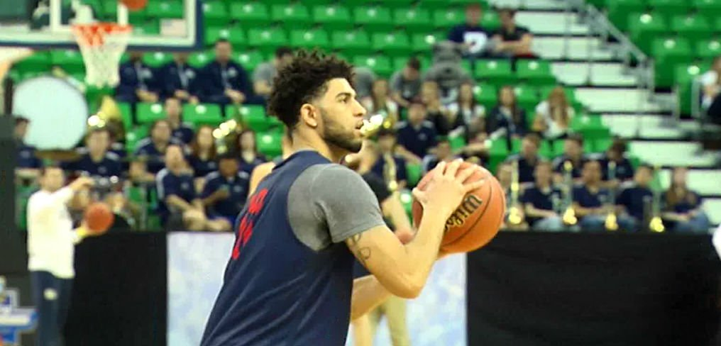 Zags Prepare For Matchup Against South Dakota State