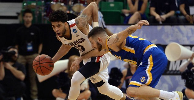NCAA second round: Gonzaga turns back Northwestern's 2nd-half rally