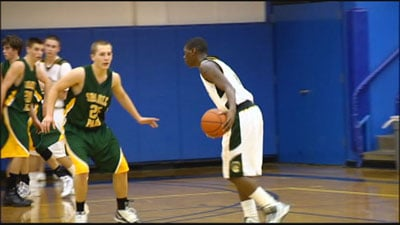 Gary Bell scored 23 points in Kentridge's win over Shadle Park last season (Photo: SWX)
