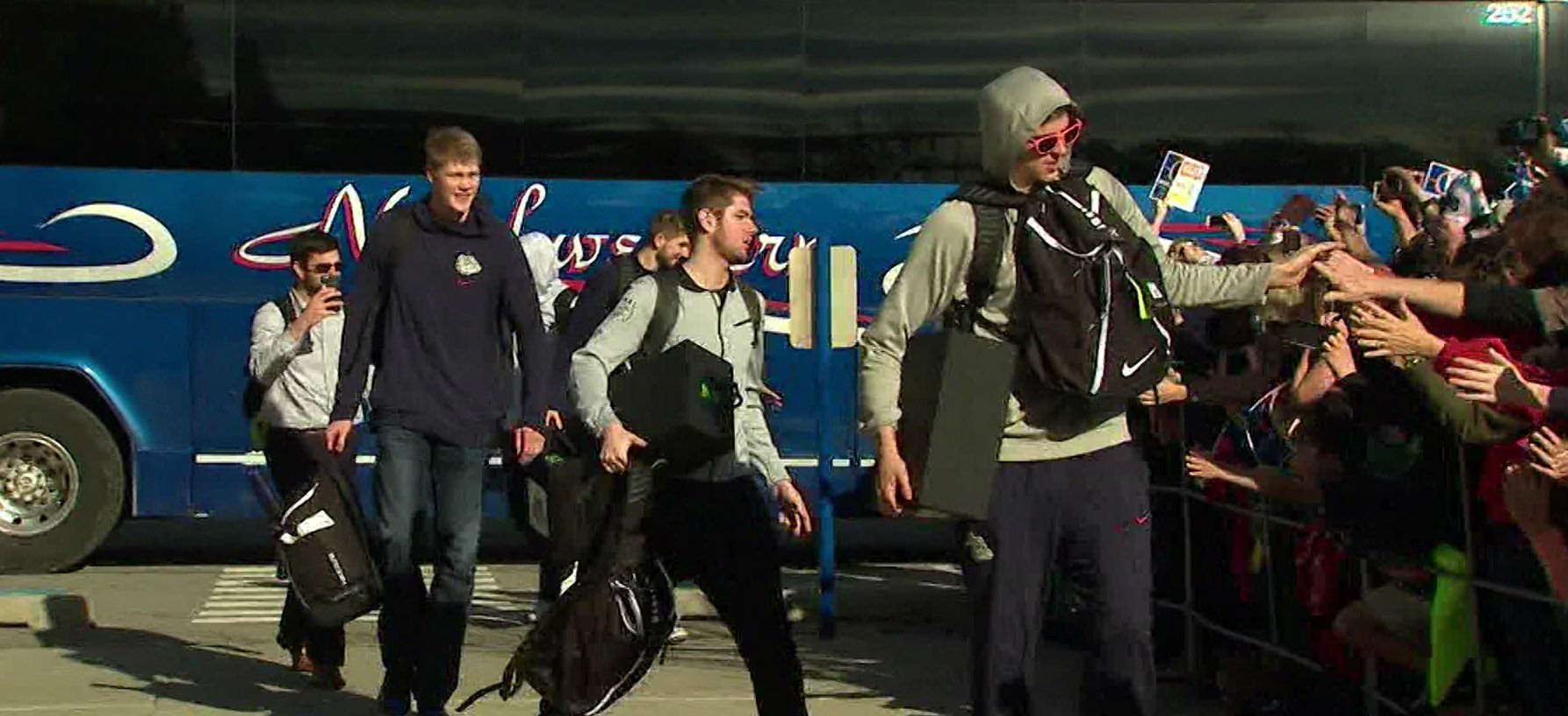 Gonzaga To Host Rally For Zags Wednesday