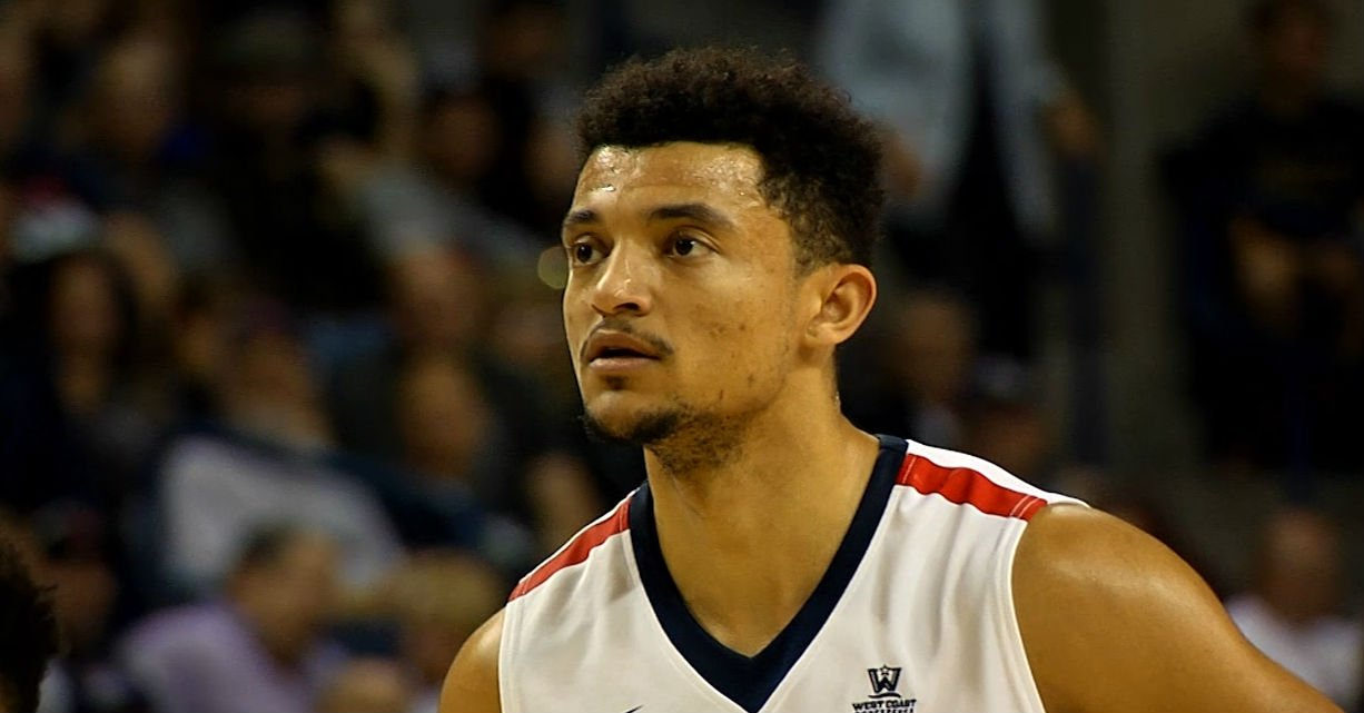 Alberts Spent Three Seasons With Gonzaga