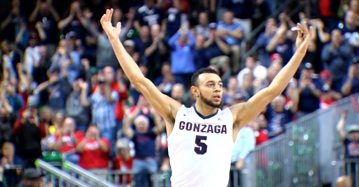 Gonzaga guard Nigel Williams-Goss declares for National Basketball Association draft