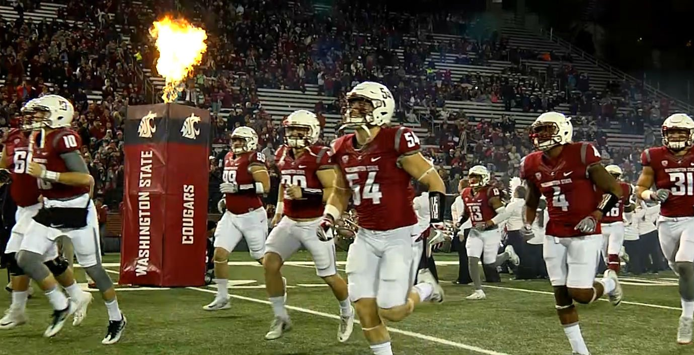 WSU opens up the 2017 season vs Montana State on September 2nd