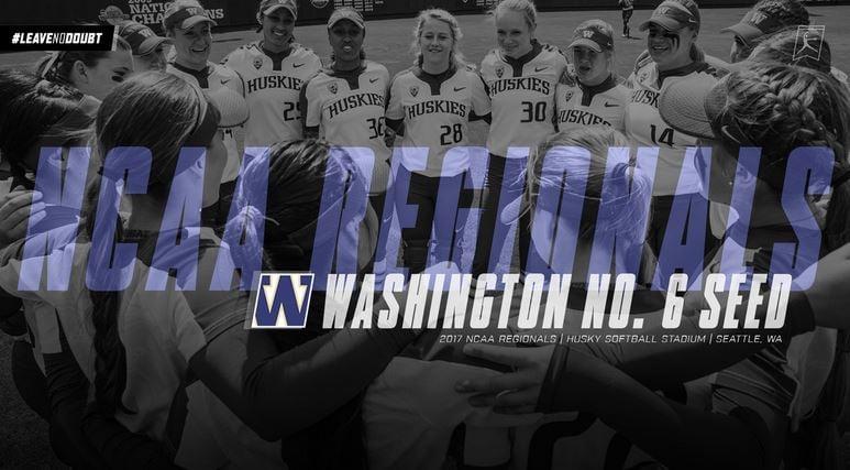 Courtesy: Washington Athletics