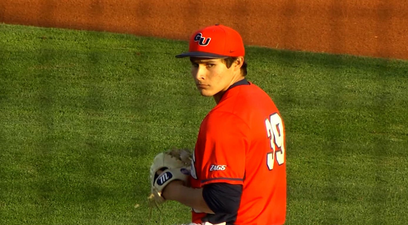 Morgan leads Gonzaga in both ERA and Wins