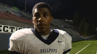 "Bishop Sankey told Scout.com on Tuesday, ""I'm a Dawg"" (Photo: SWX)"