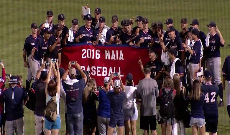 The defending champion Lewis-Clark State Warriors will look to win their 19th NAIA World Series