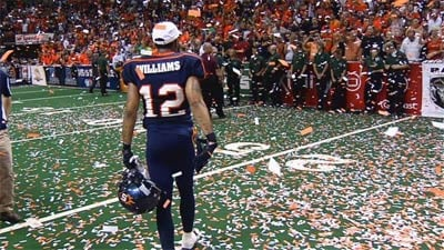 The Spokane Shock won the Arena Bowl last year in the AFL's first season back in existence (Photo: SWX)