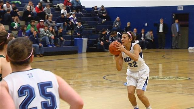 Gonzaga Prep's Tia Presley is the leading scorer in the GSL history (Photo: SWX)