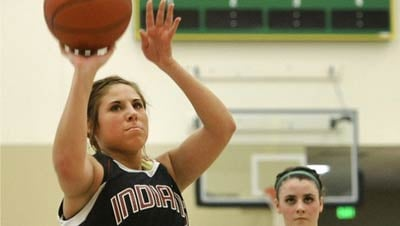 North Central forced another game in the 3A District Tournament by beating Shadle 42-41 (Photo: Dan Pelle / The Spokesman-Review)