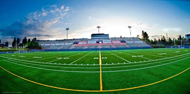 Joe Albi Stadium will be the home to the Spokane Shock's first-ever outdoor football game (Photo: Spokane Shock)