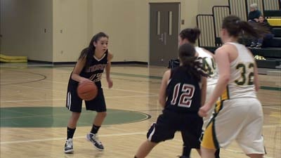 The North Central girls basketball team beat Shadle two out of three games to earn their first-ever trip to the state tournament. (Photo: SWX)
