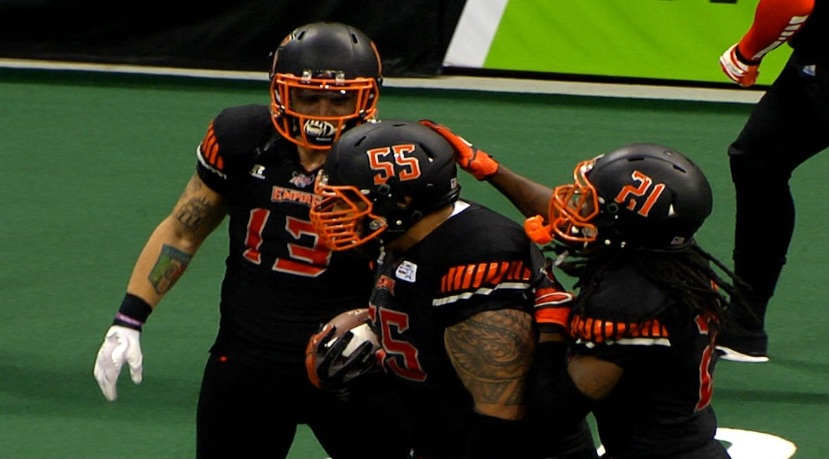 Empire end the season on the road against Barnstormers and Screaming Eagles