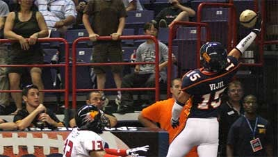 Raul Vijil has played with the Shock since its inception in 2006 (Photo: SWX)