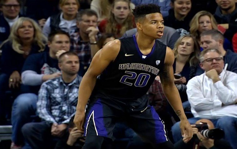 Fultz is the first Husky to be drafted 1st overall
